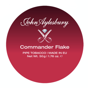 John Aylesbury Commodore Flake