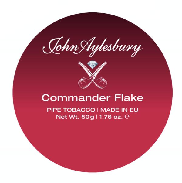 John Aylesbury Commodore Flake