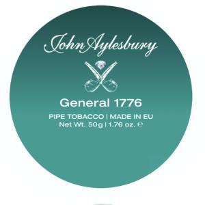 John Aylesbury General 1776