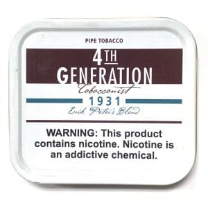 4th generation 1931 Tobacco