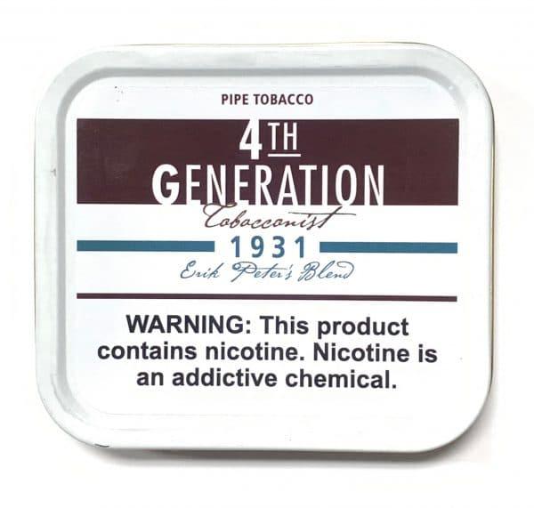 4th generation 1931 Tobacco