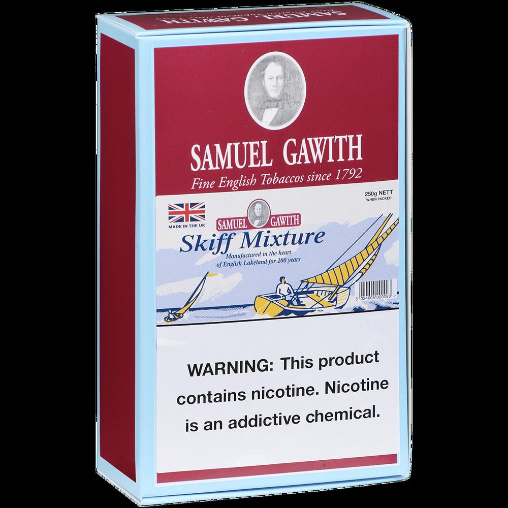 Samuel Gawith Skiff Box