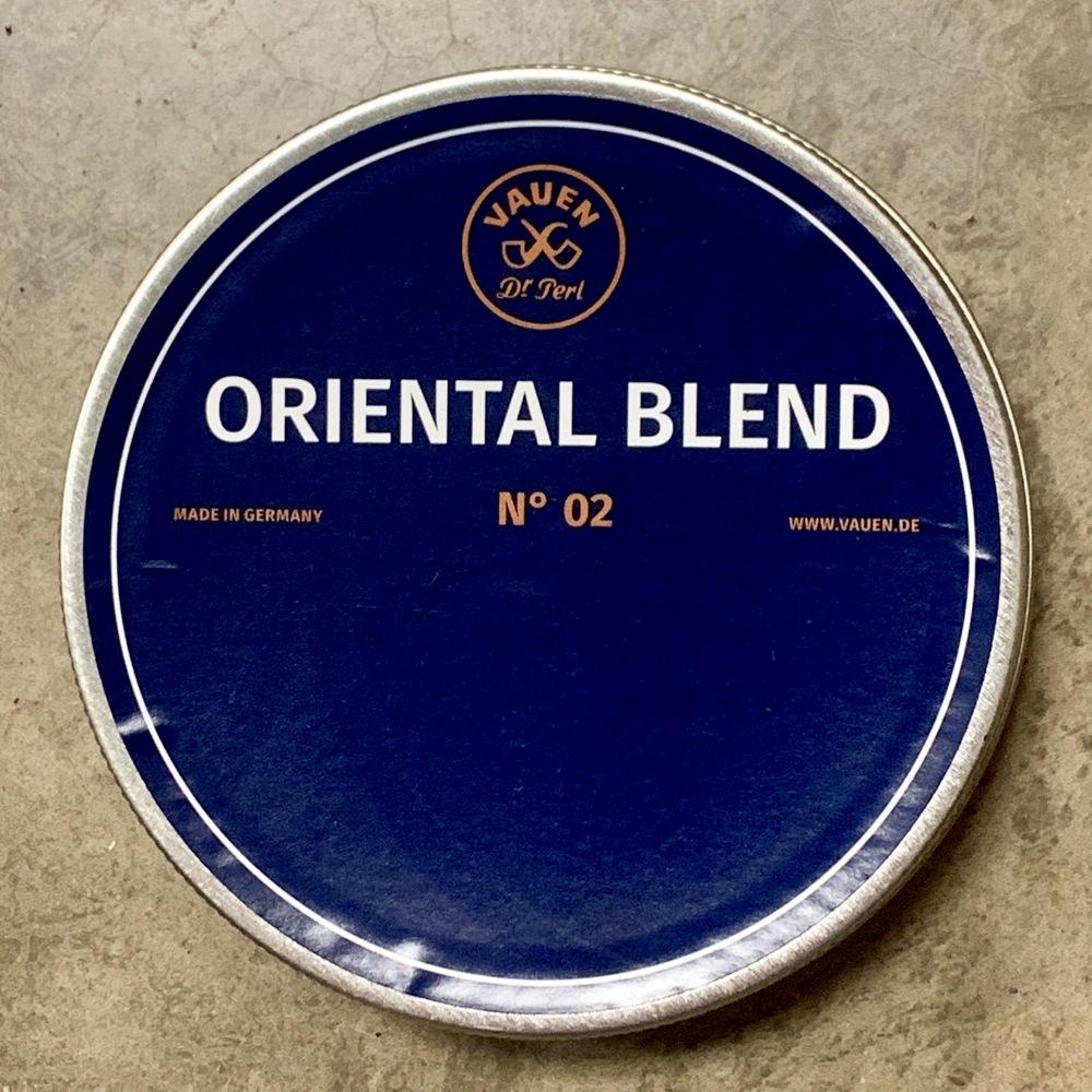 No. 02 Oriental Blend