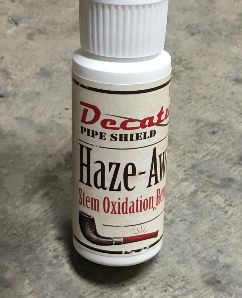 Decatur Pipe Shield Haze-Away
