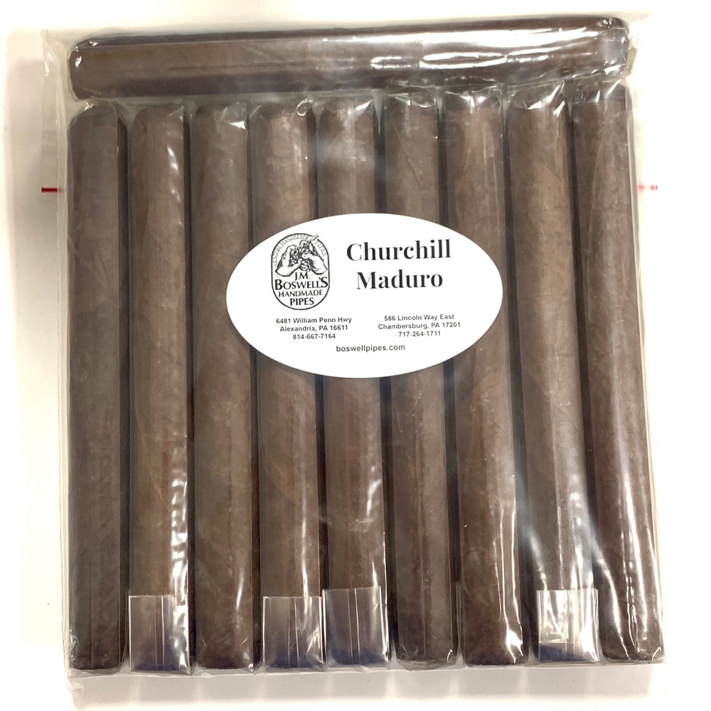 Boswell Bundle Churchill Maduro