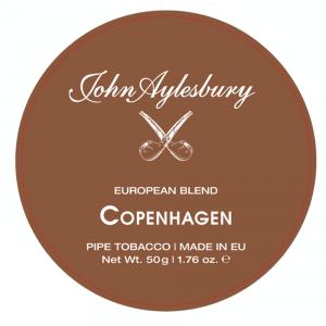 John Aylesbury Copenhagen
