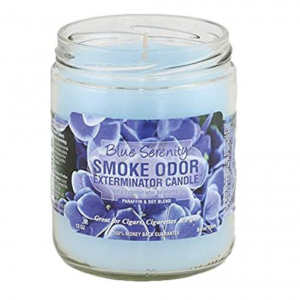 Blue Serenity Candle