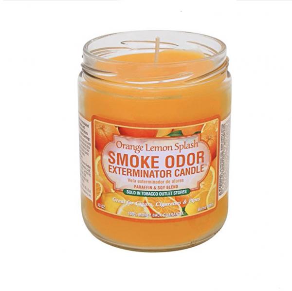 Orange Lemon Splash Candle