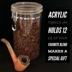 Boswell Tobacco Jar