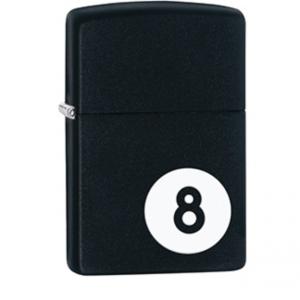 Eight Ball Black Matte