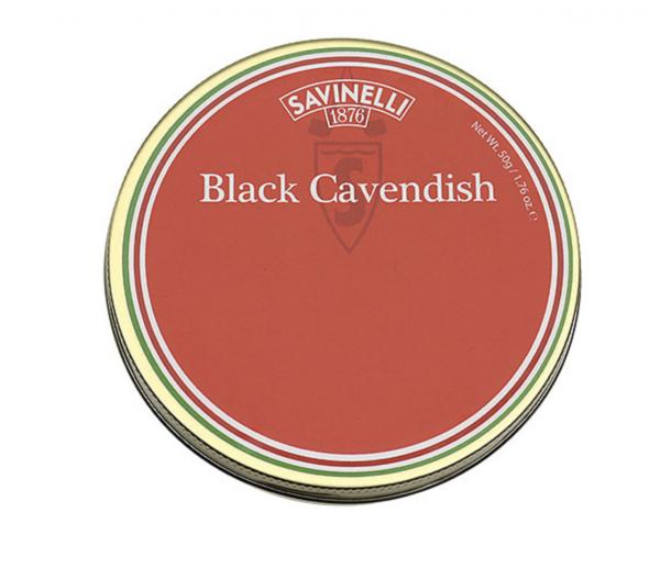 Savinelli Black Cavendish