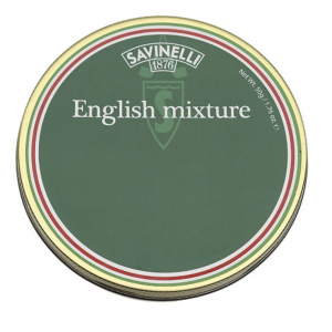 Savinelli English Mixture