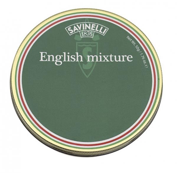 Savinelli English Mixture