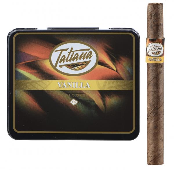 Tatiana Mini Vanilla
