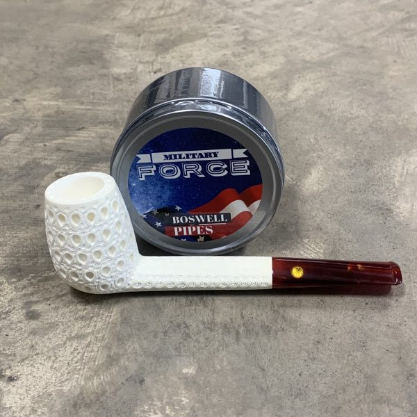 Lattice Canadian Pipe