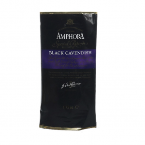 Amphora Pouch Black Cavendish