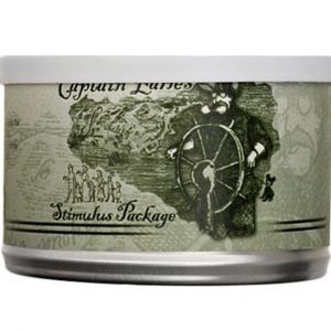 Captain Earle's Stimulus Package Pipe Tobacco