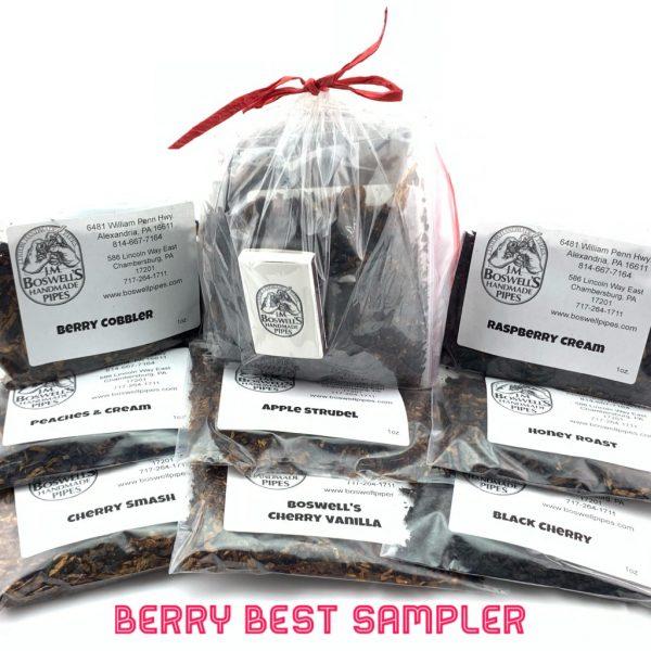 Boswell Berry Best Sampler