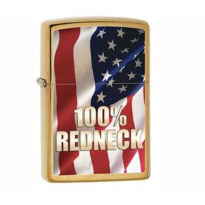 Zippo 100% Redneck Lighter